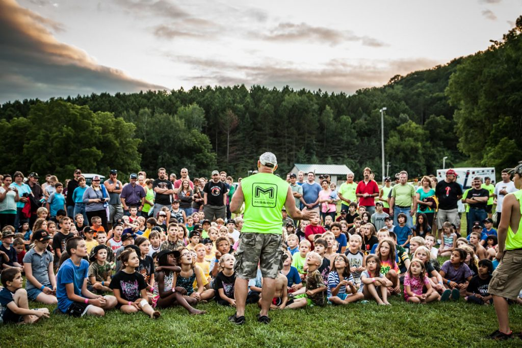 Kicking Bear Camp Talk